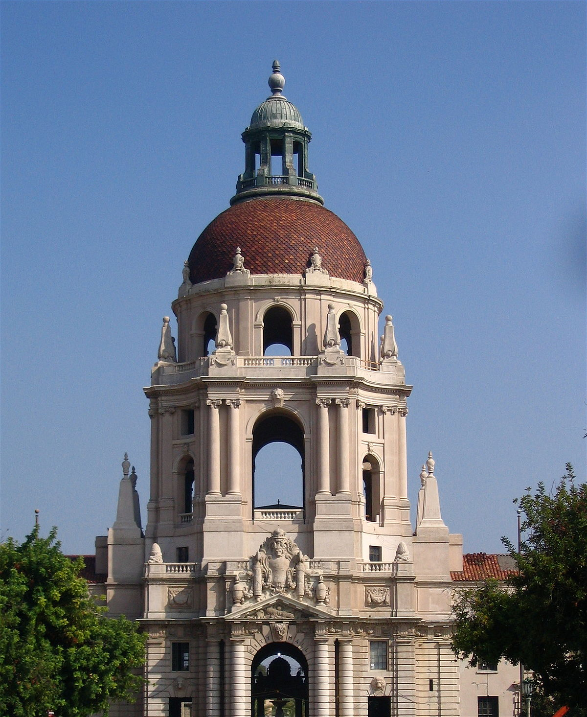 Pasadena california simple english wikipedia the free for Architecture definition wikipedia