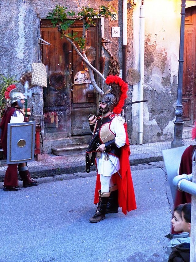 Settimana Santa Di Barcellona Pozzo Di Gotto Wikiwand