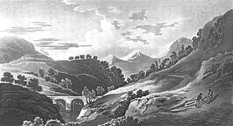 Battle of Killiecrankie - Image: Pass.of.Killiecranki e