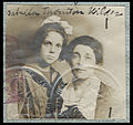 Passport photo of Isabel Thornton Wilder and daughter Janet.jpg
