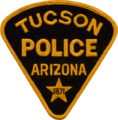 Patch of the Tucson Police Department.png