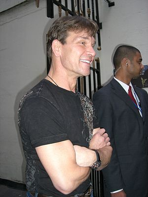 Patrick Swayze - Swayze in September 2006