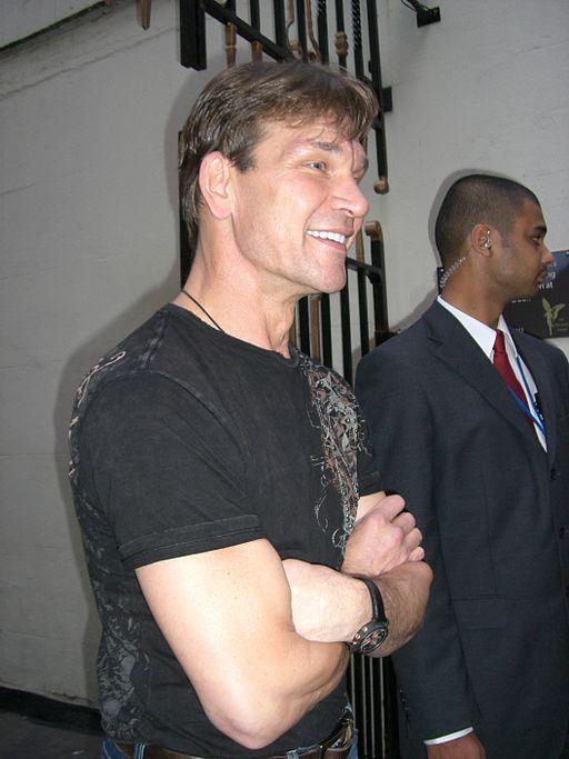 Patrick Swayze 2006