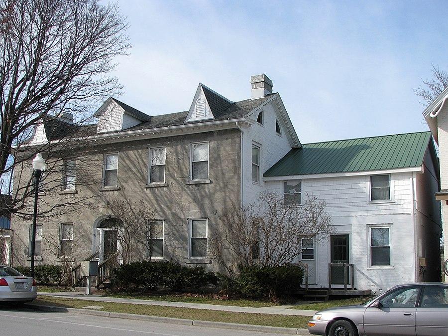 Paul Marshall House