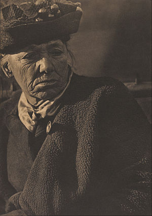 Paul Strand - Portrait, Washington Square Park (1917)