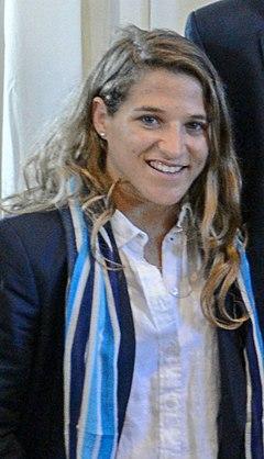 Paula Pareto - de coole, vriendelijke en gezellige sporter met Argentijnse roots in 2020