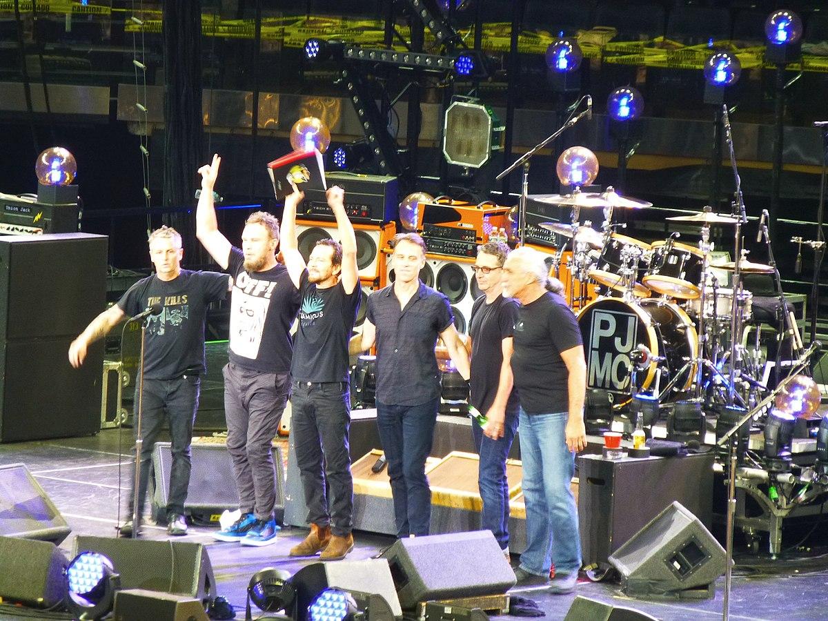 Pearl Jam Wikipedia
