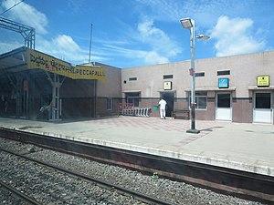 Peddapalli Junction railway station