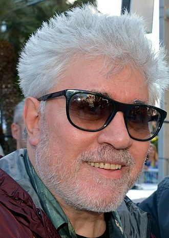 2017 Cannes Film Festival - Pedro Almodóvar, Main competition jury president