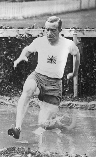 Percy Hodge - Percy Hodge at the 1920 Olympics
