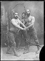 Persian Wrestlers, taken by Anton Sevruguin.jpg