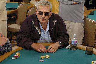 Peter Costa (poker player) British poker player