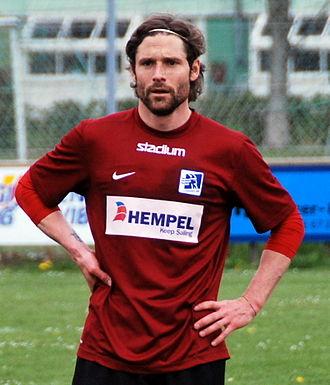Peter Madsen (footballer) - Madsen in May 2012