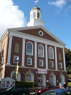 Peterborough, New Hampshire Town in New Hampshire, United States