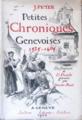 Petites Chroniques genevoises Cover.png
