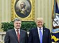 Petro Poroshenko and Donald Trump in the Oval Office, June 2017 (10).jpg