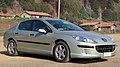 Peugeot 407 SR 2.0 2006 (33194255772).jpg