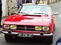 Peugeot 504 Cabriolet (1969) - Rallye des Princesses 2014 1.jpg