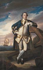 Captain Philemon Pownall