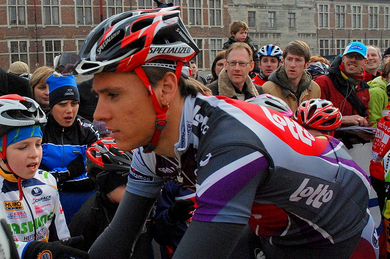 Philippe Gilbert Winnaar Algarve