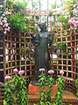 Phipps Conservatory Broderie Room, Maiden Statue 2 by Edmund Amateis, 2015-10-24, 01.jpg