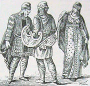 Phrygian costumes