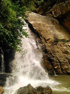 Phurlijharan A Horsetail Waterfall in Kalahandi district,Odisha