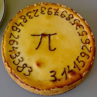 Pi Day - Image: Pi pie 2