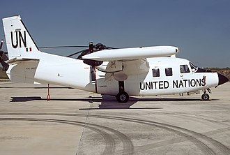 Piaggio P.166 - United Nations Humanitarian Air Service
