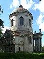 Pidhirtsi Brodivskyi Lvivska-church of Sainted Joseph-back view.jpg
