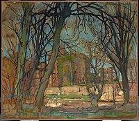 Piet Mondrian - Spring Sun (Lentezon), Castle Ruin, Brederode - 1982.24.FA - Dallas Museum of Art.jpg