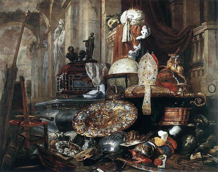 Файл:Pieter Boel - Large Vanitas (Still-Life).JPG