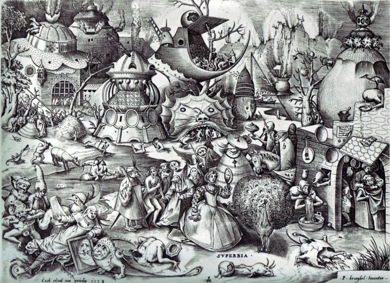 File:Pieter Bruegel the Elder- The Seven Deadly Sins or the Seven Vices - Pride.JPG