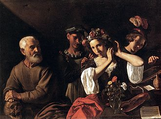 Pietro Paolini - The ages of life