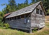 Pigsty, Ruckle Heritage Farm, Saltspring Island, British Columbia, Canada 001.jpg