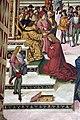 Pinturicchio, liberia piccolomini, 1502-07 circa, Enea Silvio incoronato poeta dall'imperatore Federico III 05.JPG