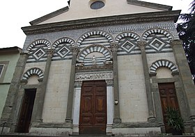 Image illustrative de l'article Pieve Sant'Andrea (Pistoia)