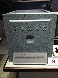 Pixar Computer - computer history museum 2013-04-11 23-46