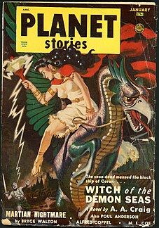 Poul Anderson bibliography