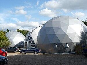 Yorkshire Planetarium - Planetarium Harewood