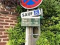Plaque Rue Rouget Isle - Noisy-le-Grand (FR93) - 2021-04-24 - 2.jpg