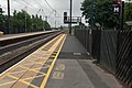 Platform extension on platform 2 in Northallerton station.jpg