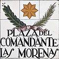 Plaza del Comandante Las Morenas (Madrid) 01.jpg