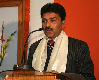 Ramesh Kshitij - रमेश क्षितिज