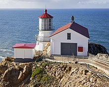 Point Reyes Lighthouse in December 2019.jpg