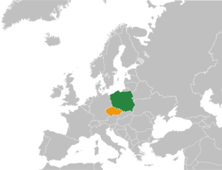 Diplomatic relations between Czech Republic and the Republic of Poland