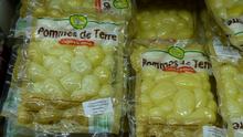Cuisine de la pomme de terre wikip dia - Pomme de terre vapeur micro onde sac plastique ...