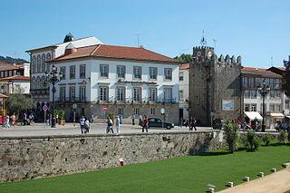 Ponte de Lima Municipality in Norte, Portugal