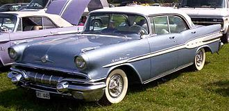 Pontiac Star Chief - 1957 Pontiac Star Chief