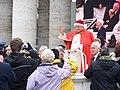 Pope Benedict XVI -Italy-19December2005.jpg